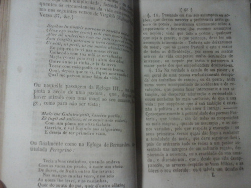 lições de poetica nacional 1860 francisco freire de carvalho