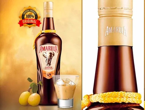 licor amarula 750ml original lacrado