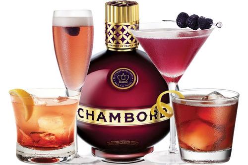 licor chambord 750 ml - original