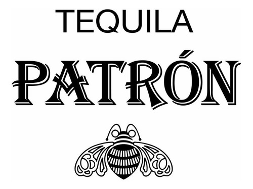 licor de tequila patrón orange importado de méxico