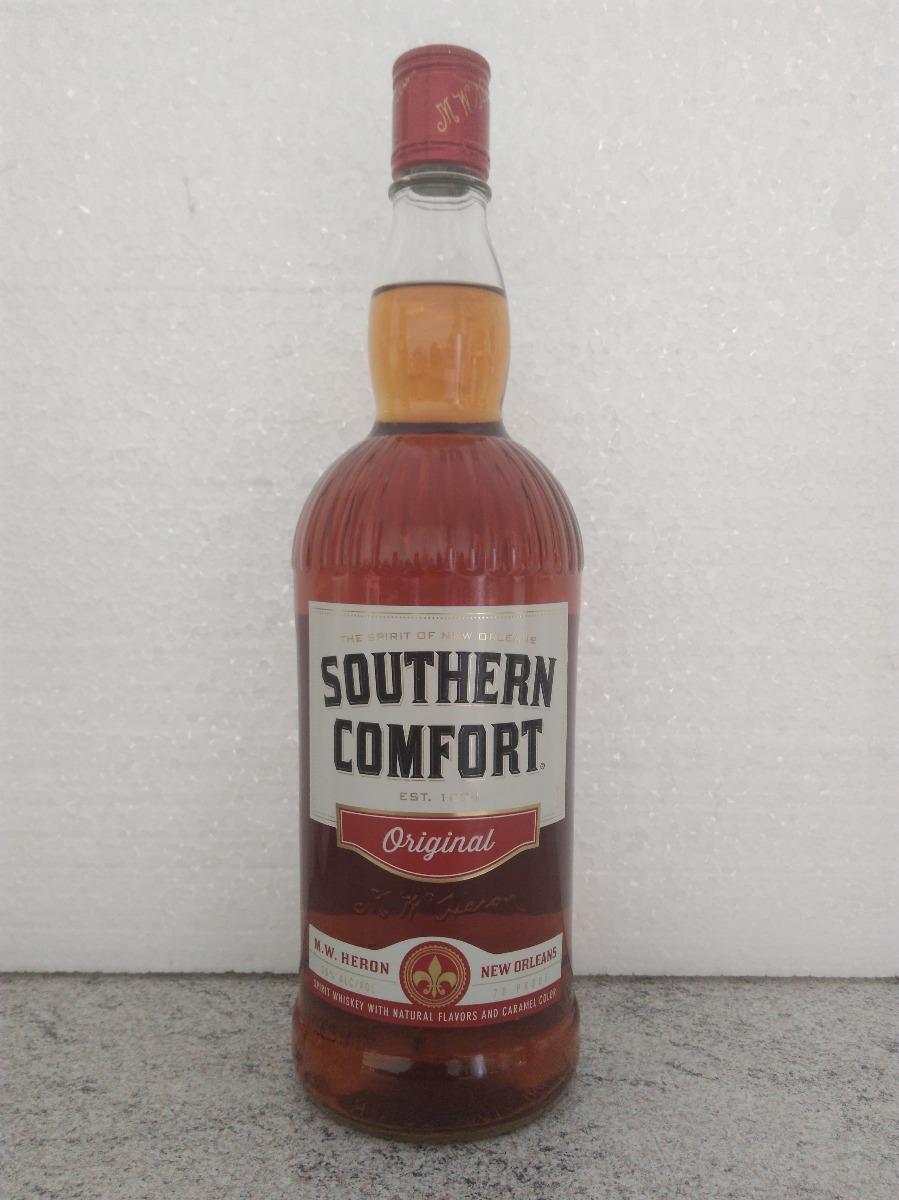 Licor De Whiskey Bourbon Southern Comfort 35 1 Litro R 149 00 Em