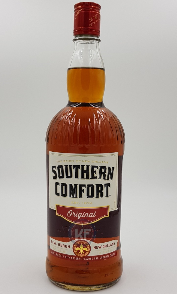 Licor De Whiskey Bourbon Southern Comfort 35 1000ml R 149 00 Em