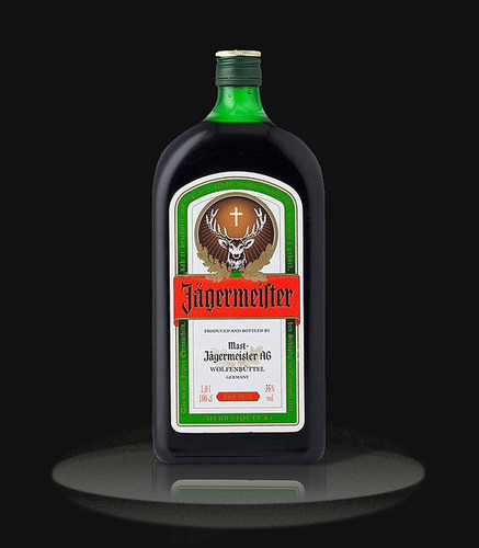 licor jager jagermeister