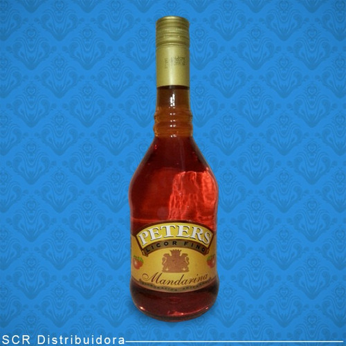 licor peters mandarina 700 ml