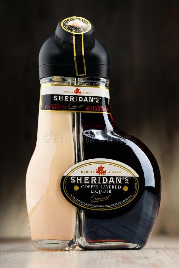 Licor Sheridan's 700 Ml Original Lacrado - R$ 95,00 em