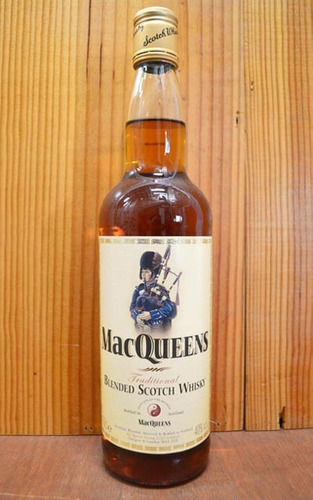 licor whisky escoce mac queens+whisky johnnie walker red 1lt