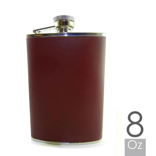 licorera whiskera petaca 8oz en acero inox: por banimported