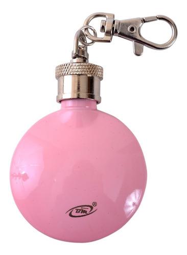 licoreras 1.0oz en acero - perfumera llavero