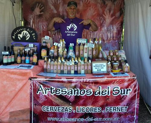 licores artesanales artesanos del sur