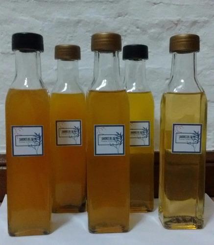 licores artesanales - varios sabores