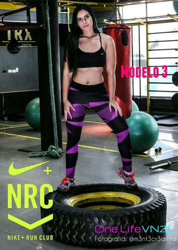 licra deportiva tela gruesa de compresion gym croosfit 100%