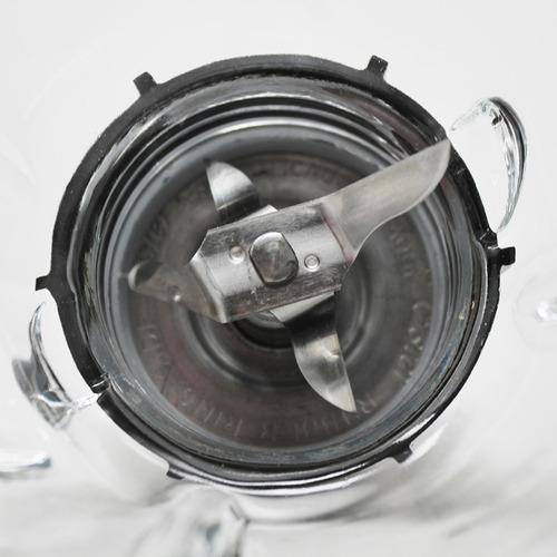 licuadora 12 velocidades v/vidrio slope blanca oster 6663-13