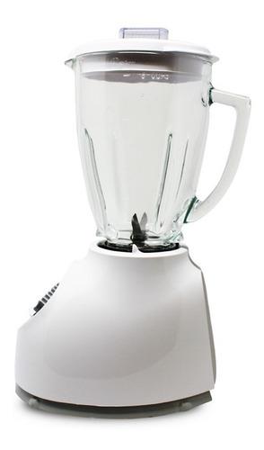 licuadora 14 vel v/vidrio slope blender blanca oster 6694