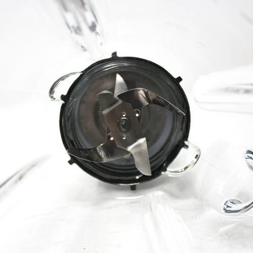 licuadora 3 vel. reversible v/vidrio negra oster brly07-z00