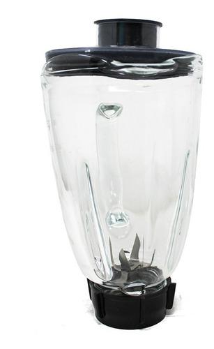 licuadora 3 velocidades y 2 funciones + pulso reversible vaso de vidrio negra oster brly07-z00