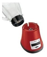 licuadora 8 vel v vidrio monterrey rojo oster blstmg-rd0-013