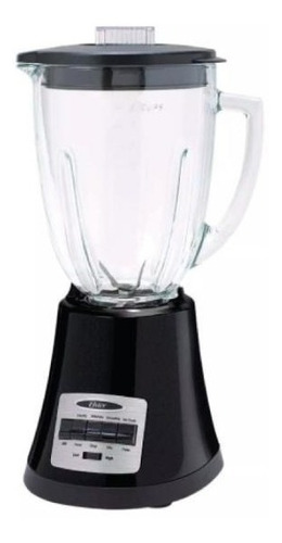 licuadora 8 velocidades vaso vidrio monterrey negro oster blstmg-b00