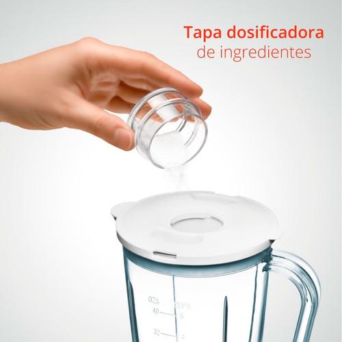 licuadora atma li8415n de vaso con jarra plástica 400w pc