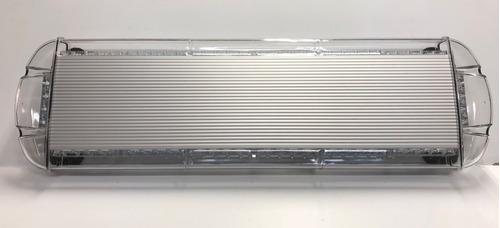 licuadora - baliza led rectangular 3 modulos