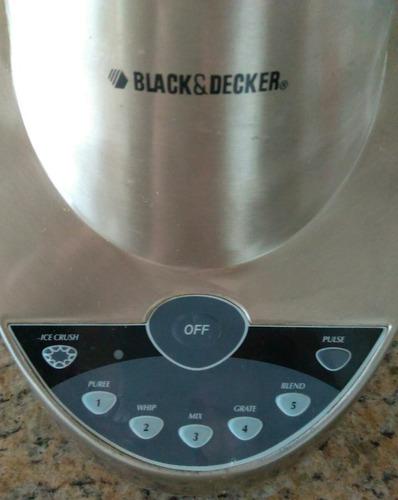 licuadora black & decker