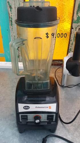 licuadora blender professional con vaso de 2,5 litros (gastr