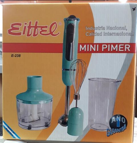 licuadora de mano minipimer eiffel e 238 mixer 400 w 5 veloc