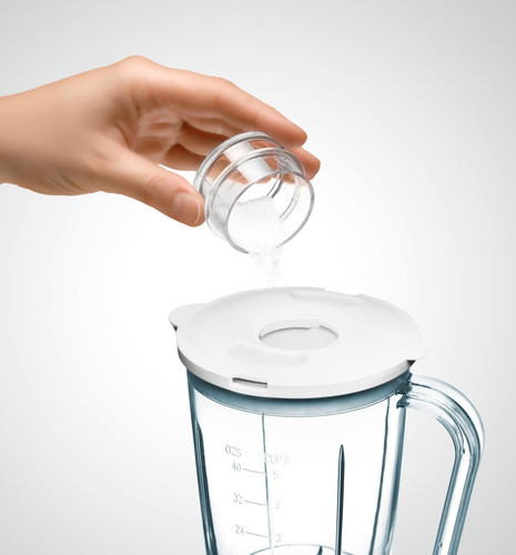licuadora de vaso 400w 2 velocidades atma li8414n