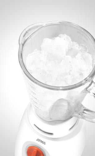 licuadora de vaso jarra de vidrio atma li8432e envío gratis