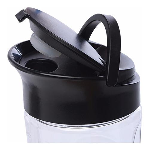 licuadora deportiva liliana jarra de vidrio deluxlic aal180