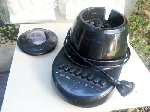 licuadora firstline sin vaso (la plata)