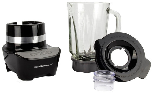 licuadora hamilton beach vaso de vidrio  mod 53205