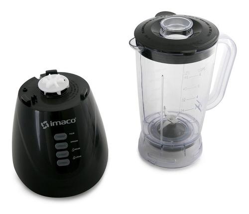licuadora imaco negro 500 watts bl4125n