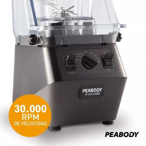 licuadora mesa profesional 3hp 2200w peabody pe pb2200