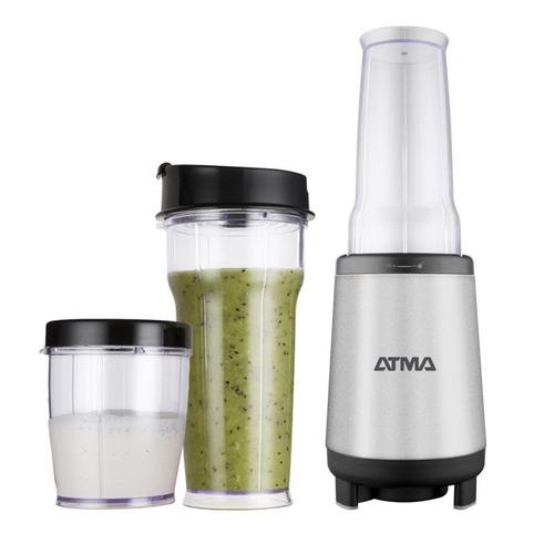 licuadora mixer atma bottle lip8418n 400ml botella recetario