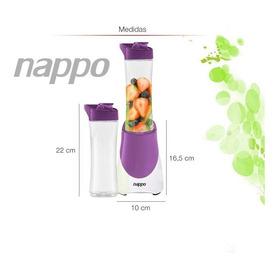 Licuadora Mixer Shake N Take Nappo Con 2 Vasos