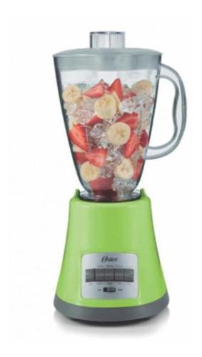licuadora monterrey vaso plastico verde oster blstmp-k15-013