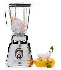 licuadora oster 4655 acero jarra vidrio 600watts pica hielo