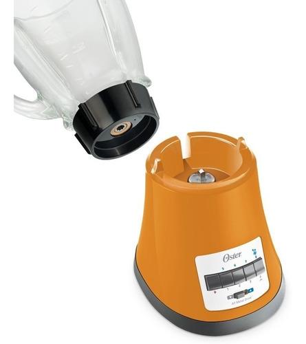 licuadora oster 8 velocidades, vaso de vidrio refractario