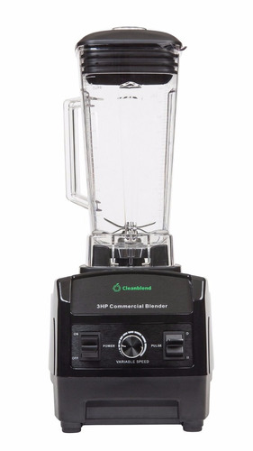 licuadora oster cleanblend: 3hp 1800-watt negro