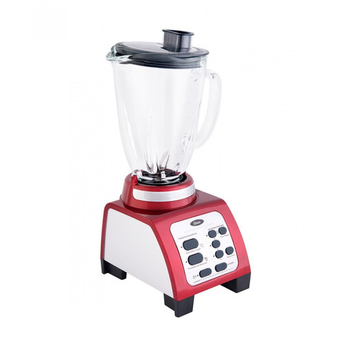 licuadora oster reversible brly07-zoo  roja 600 w+envio