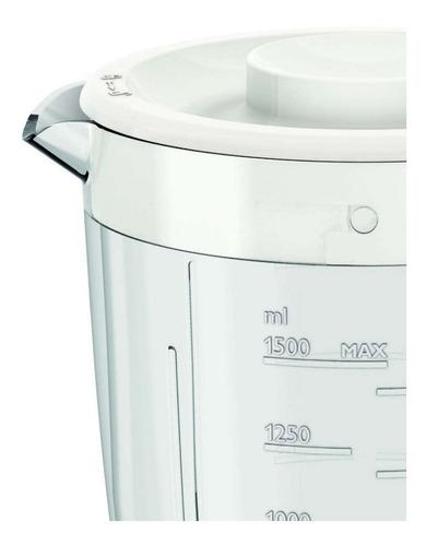 licuadora philips hr2125/06 500w jarra acrilico 1.5 l