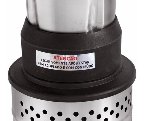 licuadora profesional spolu spl-022 1800 rpm 2 lts ac inox.