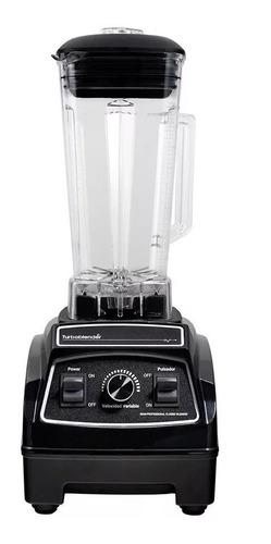 licuadora profesional turboblender tb-50 jarra 2 litros potencia 3hp uso comercial