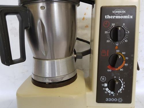 licuadora thermomix 3300 funcionando excelente sin fallas