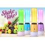 Licuadora Batidora Portatil Doble Vaso Shake N Take 3 2016