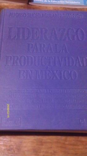 liderazgo para la productividad en méxico , año 1995