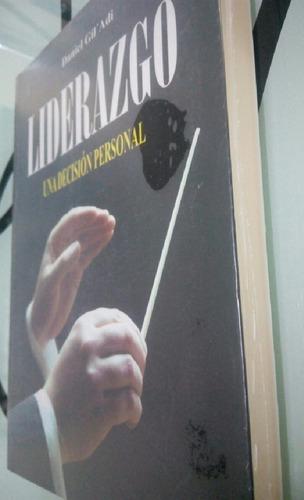 liderazgo una decision personal libro nuevo