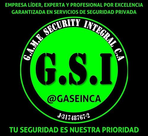 líderes expertos y profesionales en servicio de seguridad