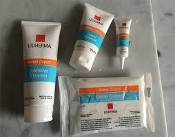 lidherma acnex depure intensive cleanser