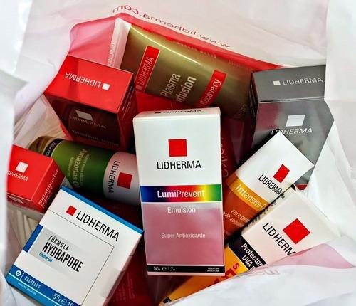 lidherma celluporine + termogel celulitis +envio gratis cap